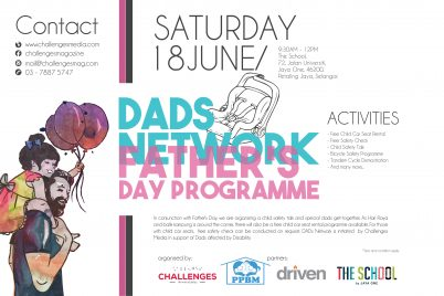 Dads Network Father's day Programme.