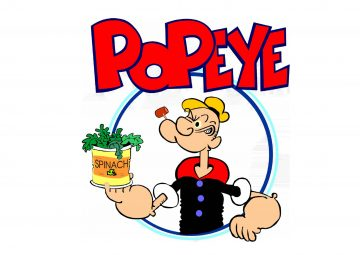 If it worked for Popeye, it's good for us too.