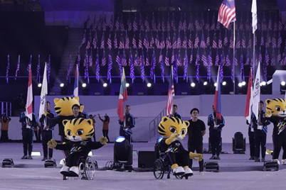 Asean Para Games 2017 closing ceremony