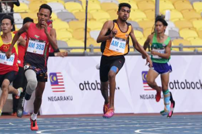 PARA ATHLETICS: DORIAH PICKS LAST GOLD FOR MALAYSIA