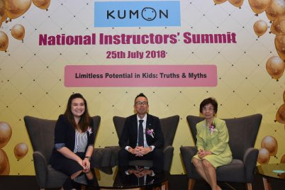 Kumon National Instructors Summit