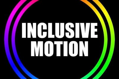 photo of inclusive motion logo